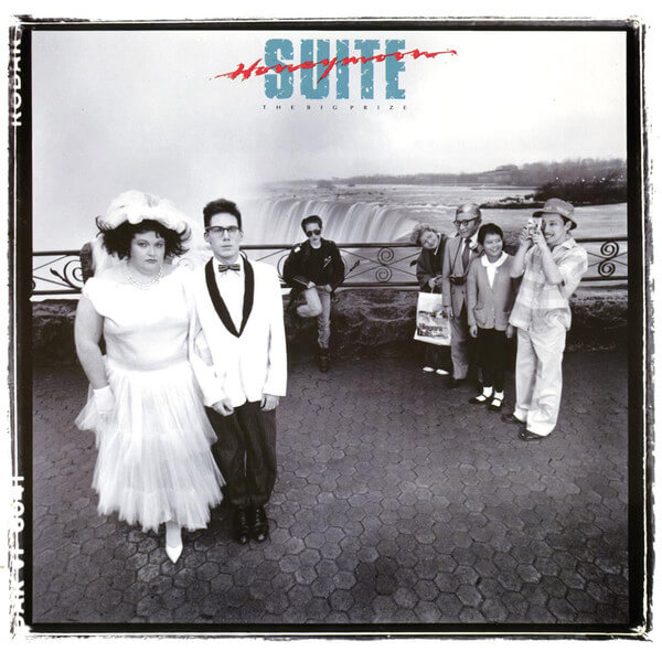 Honeymoon Suite - the big prize album cover
