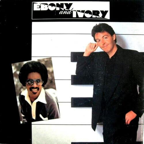 Ebony & Ivory single