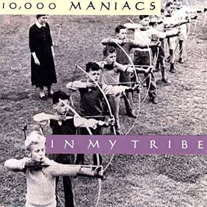 10,000 Maniacs - In My Tribe album cover