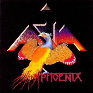 Album Review - Phoenix, Asia
