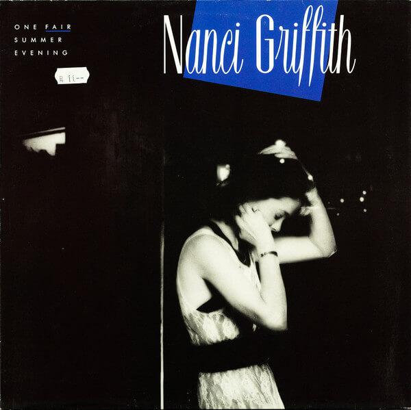 Nanci Griffith - One Fair Summer Evening album cover