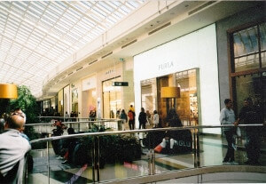 Paradise in Mall Hell