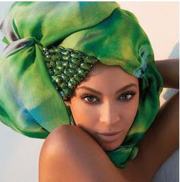 Beyonce - the queen of bad grammar