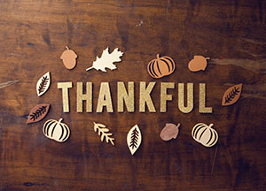 75 Things in Music that I'm Thankful For