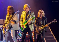Concert Review - Styx, Turner Field, 9/17/2011