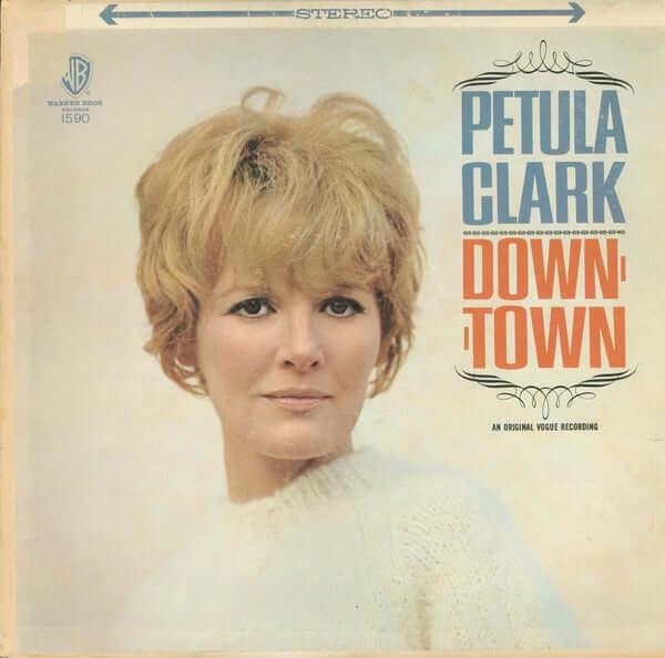 Petula Clark - Downtown