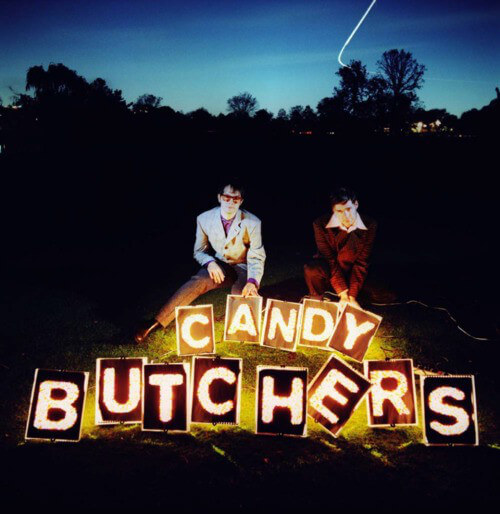 Candy Butchers self-titled album cover