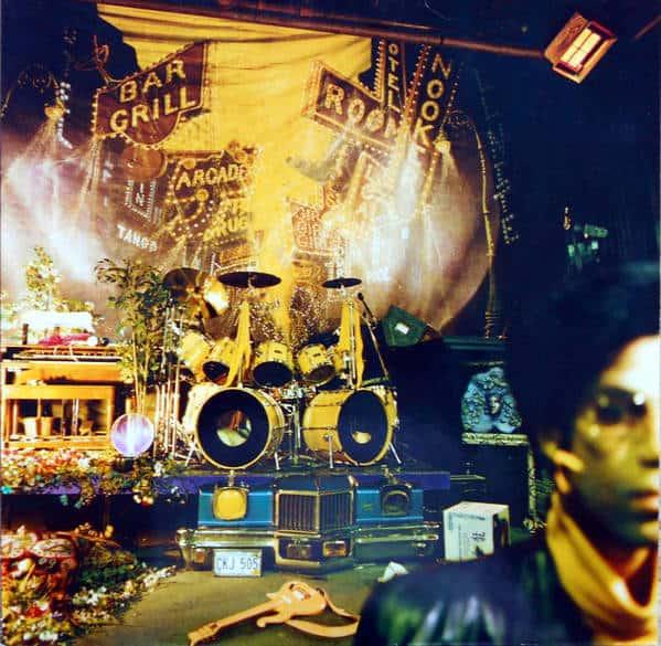 Prince - Sign o the Times album cocver