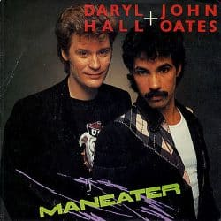 Jumping the Musical Shark: Hall & Oates, 'Maneater'
