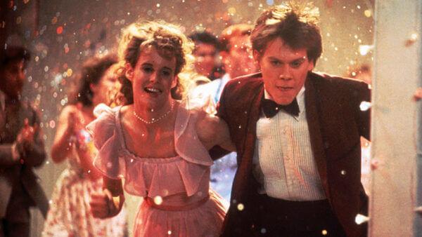 Ariel and Ren in Footloose 1984