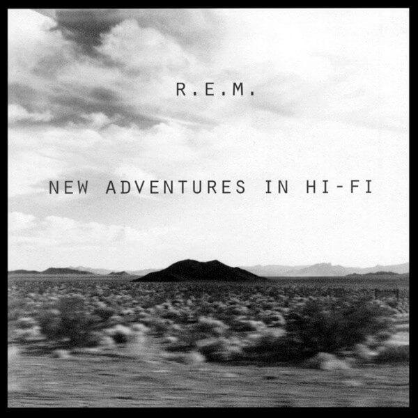 R.E.M. - New Adventures in Hi-Fi album cover