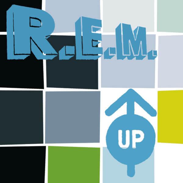 R.E.M. Up album cover