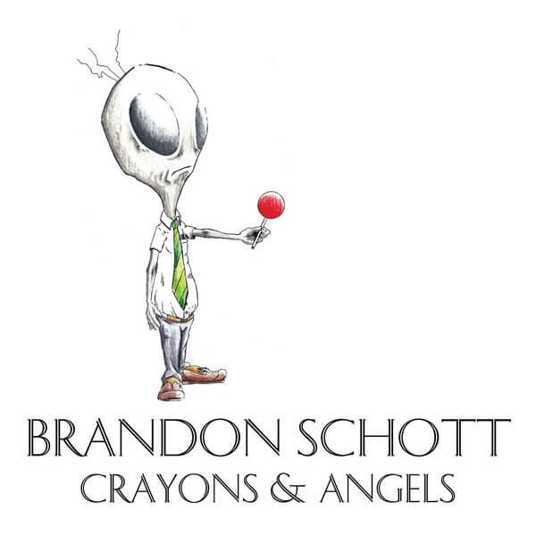 Brandon Schott - Crayons and Angels