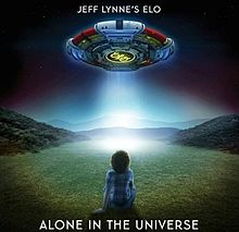 Alone in the Universe - Jeff Lynne's ELO