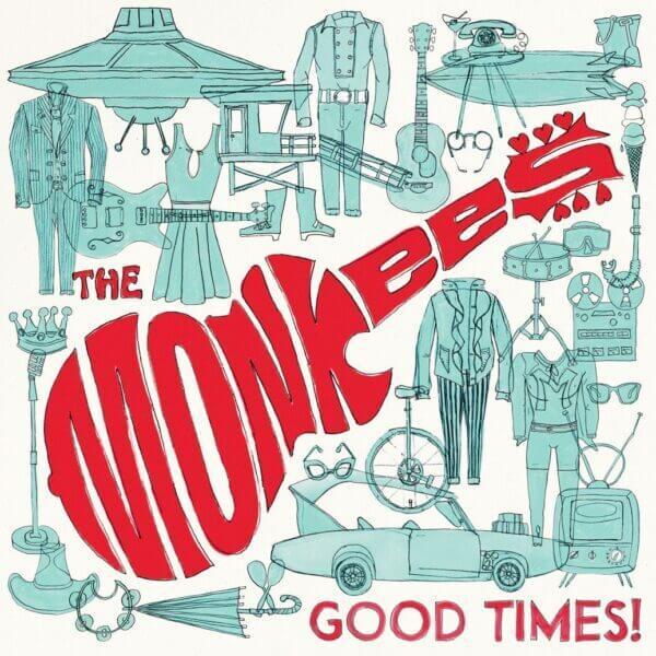 The Monkees - Good Times album cover