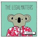 Album Review: 'Conrad,' The Legal Matters