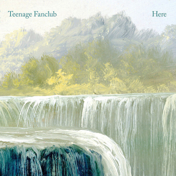 Teenage Fanclub - Here album cover