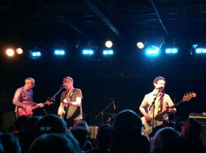 Review: Teenage Fanclub, Bottom Lounge, Chicago