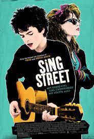 Sing Street - movie poster