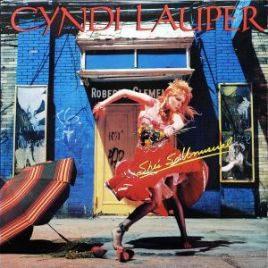 Cyndi Lauper's 'She's So Unusual' - Cover Songs Everywhere