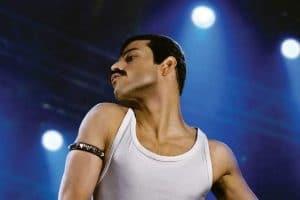 Rami Malek as Freddie Mercury