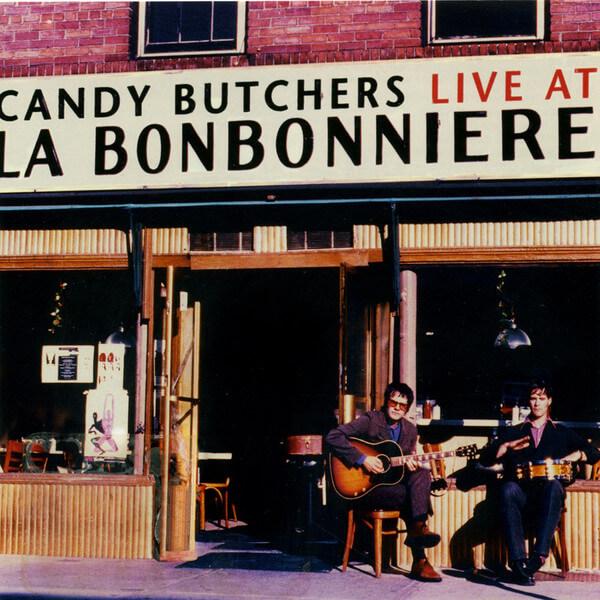candy butchers la bonbonniere album cover