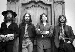 The Beatles Final Photo Session