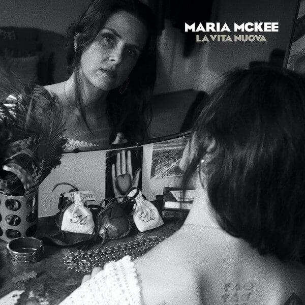 maria mckee la vita nuova album cover