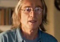 John Lennon as an old man in Yesterday