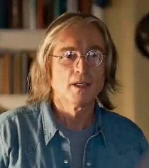 John Lennon as an old man in Yesterday