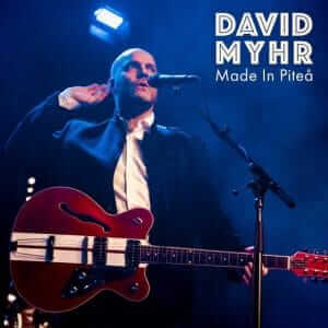 David Myhr Live in Piteå album cover