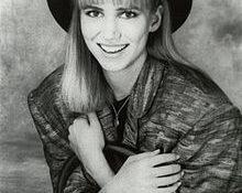 Debbie Gibson in the 80s