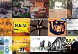r.e.m. album montage