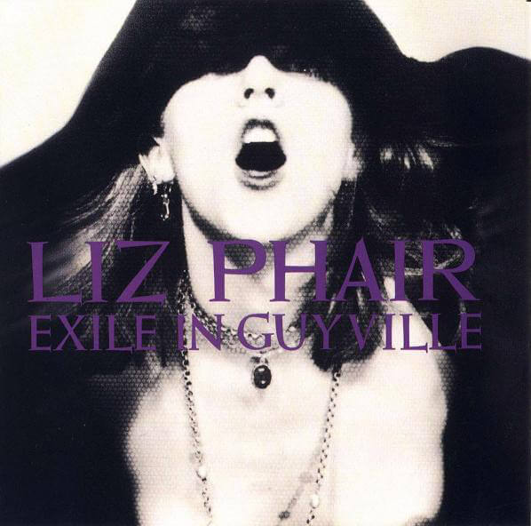 Liz Phair - Exile in Guyville album cover