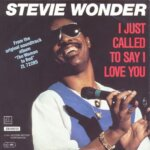 'I Just Called to Say I Love You': Stevie Wonder's Downfall
