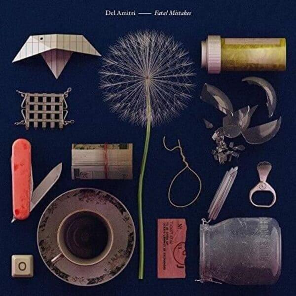 Del Amitir - Fatal Mistakes album cover