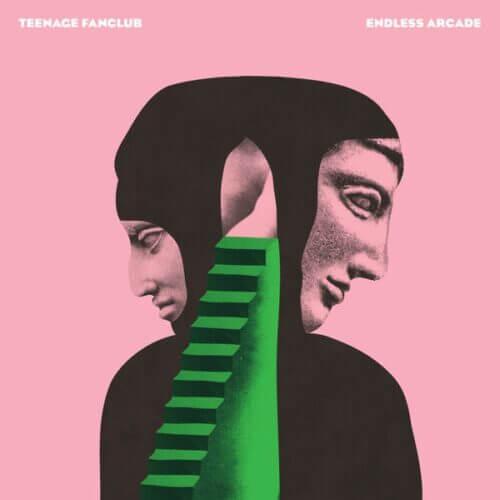 Teenage Fanclub Endless Arcade album cover
