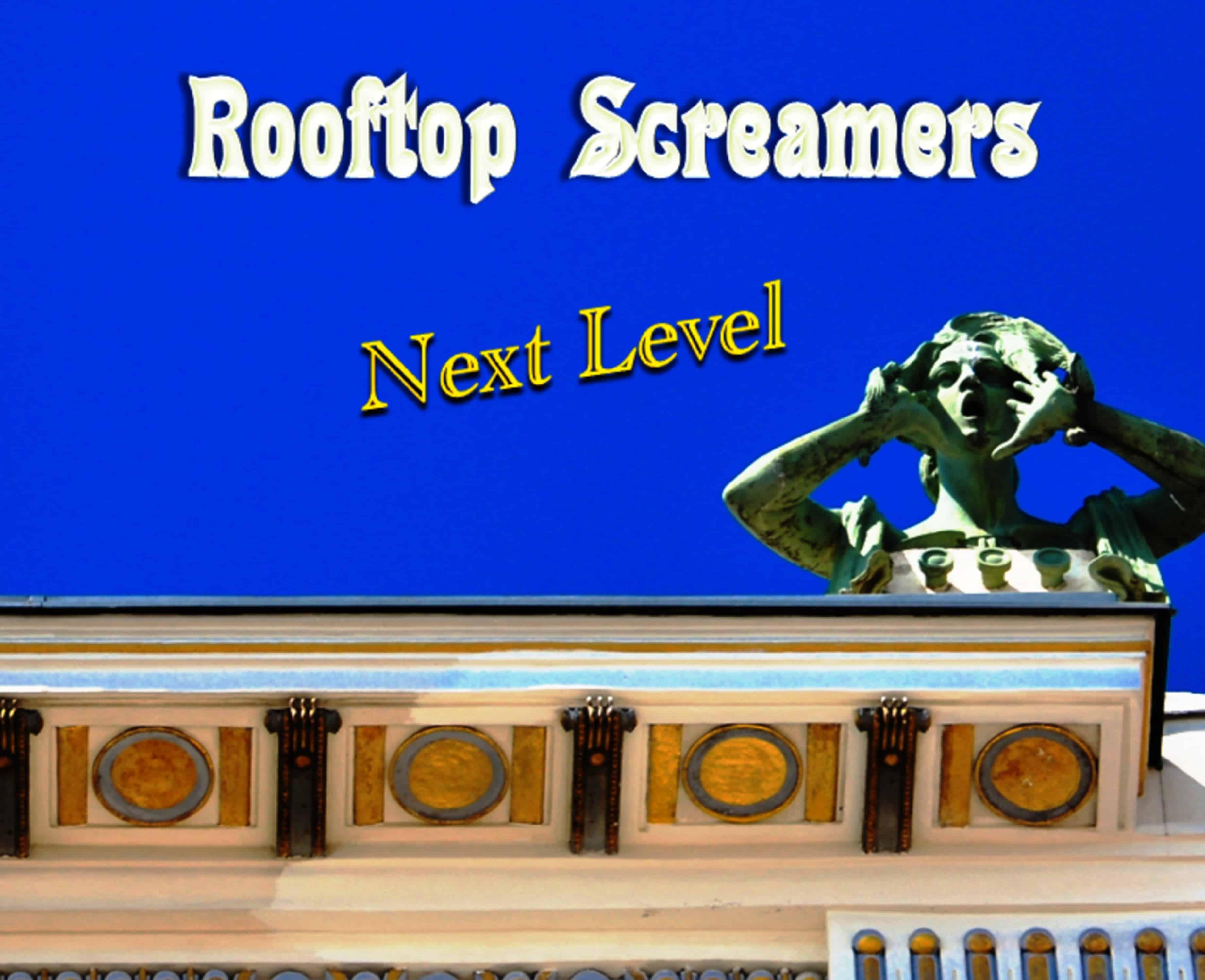 Rooftop Screamers - Next Level album cover
