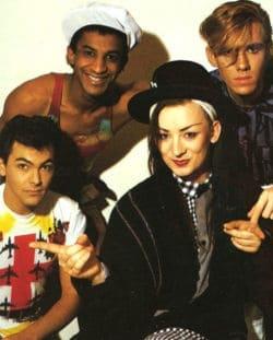 Culture Club in the 1980s