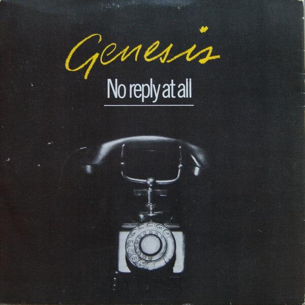 Genesis - No Reply At All
