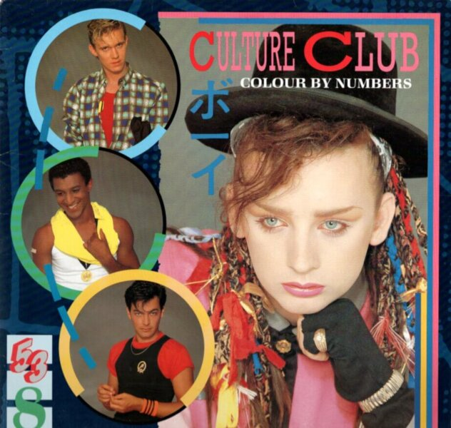Colour by Numbers - Culture Clukb